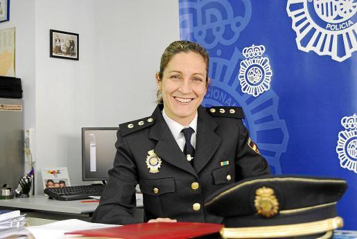 La inspectora Janka Jurkiewicz, al frente de la UFAM.