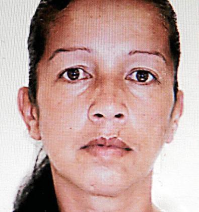Imagen de la fallecida, Andréia Aparecida Graciano.