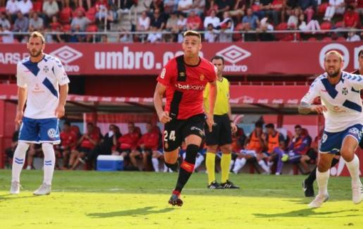 El central mallorquín Martin Valjent reaparecerá en la Liga tras ser titular en la Copa frente al Valladolid.
