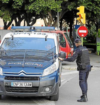 La Policía Nacional detuvo al hombre, que está en prisión.