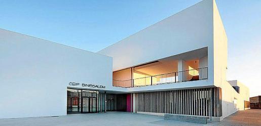 El Ajuntament ha construido unas nuevas cocinas en el CEIP Binissalem.