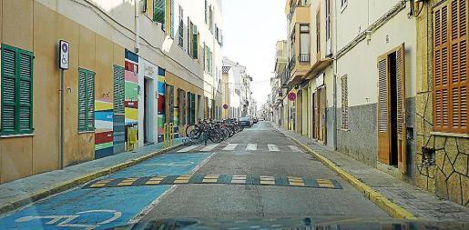 Las calles Lluna, Palou y Fred serán objeto de obras de aguas y pavimentación.