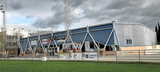 El pabellón municipal ha sido remodelado junto a otras infraestructuras deportivas.