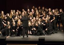 El Cor Teatre Principal de Palma recala en concierto en el Claustre de Sant Domingo de Pollença.