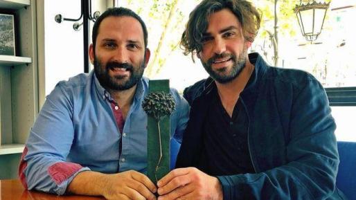 Los cortos documentales 'Kyoko', de Marcos Cabotà y Joan Bover (en la imagen) y 'Gaza' de Carles Bover, seleccionados para los Goya.