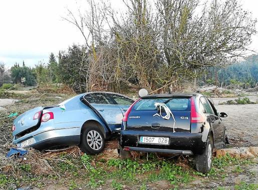 Fueron muchas las pérdidas materiales provocadas por las inundaciones.