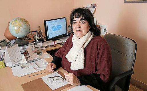 Maribel Morueco, en una imagen de archivo.