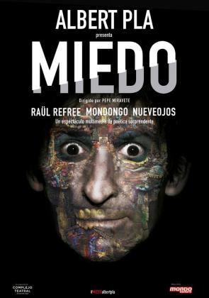 Albert Pla presenta 'Miedo' en Trui Teatre.