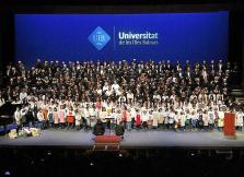 Ocio en Mallorca: Los coros de la UIB actúan en el Auditórium de Palma