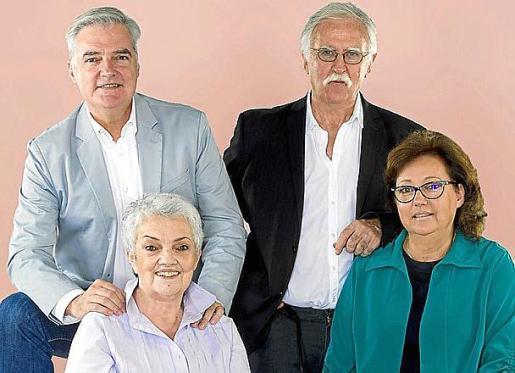 La veterana formación El Consorcio ofrece un concierto en el Auditórium de Palma.