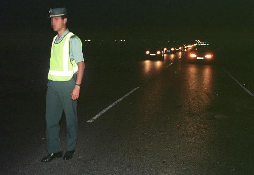 La Guardia Civil de Tráfico ha regulado las retenciones que se han producido tras el siniestro.