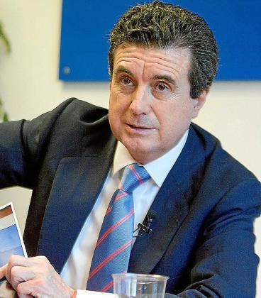 El expresidente del Govern balear Jaume Matas.