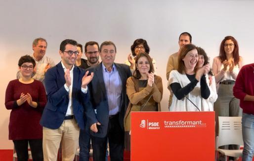 La vicesecretaria general del PSOE ha pasado este fin de semana por las Islas, donde ha defendido la sensibilidad del ejecutivo con las necesidades de Baleares.