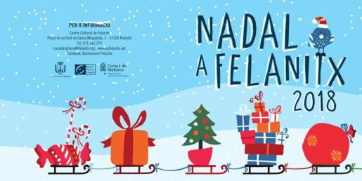 El municipio de Felanitx ofrece diversas actividades para Navidad.