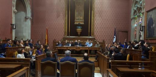 Además de los 2 millones de euros con que se dota la transferencia, la institución insular recibirá 390.000 euros durante cuatro años provenientes del Plan Estatal contra la Violencia de Género.