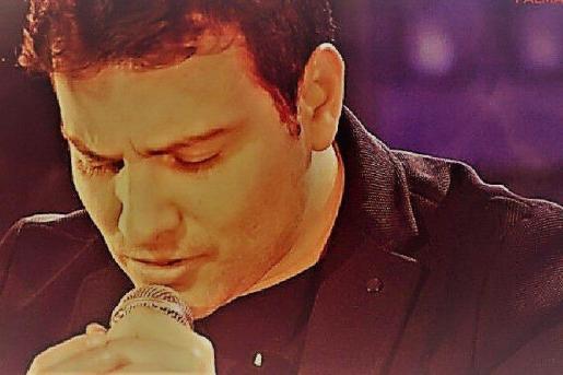 Fran Valenzuela ofrece el concierto tributo a Alejandro Sanz en La Movida de Palma.