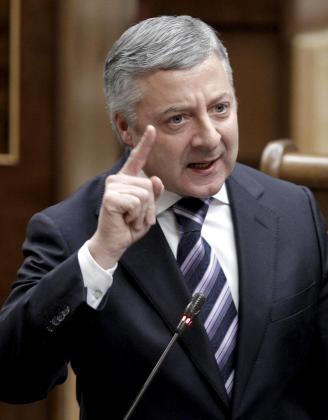El ex ministro de Fomento, José Blanco.