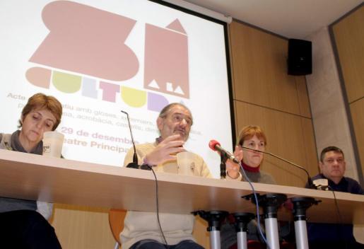 La Obra Cultural Balear es una de las entidades que organizan la manifestación del próximo viernes.