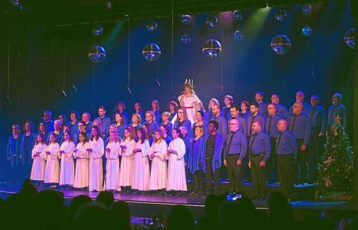 Una imagen del concierto del año pasado en Son Amar.