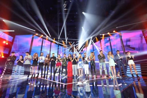 Imagen de una gala de la edición 2017.