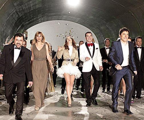 Imagen del nuevo spot promocional de la cadena que se emite hoy.
