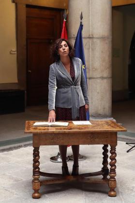 La nueva secretaria de Estado de la España Global, Irene Lozano.