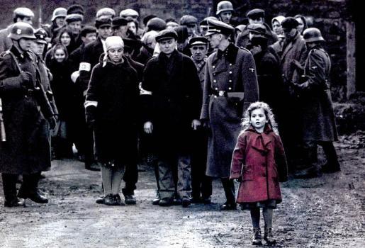 Fotograma de 'La lista de Schindler'.