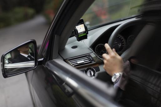 En la capital de Bélgica estarán prohibidos los servicios de transporte a través de la aplicación de Uber