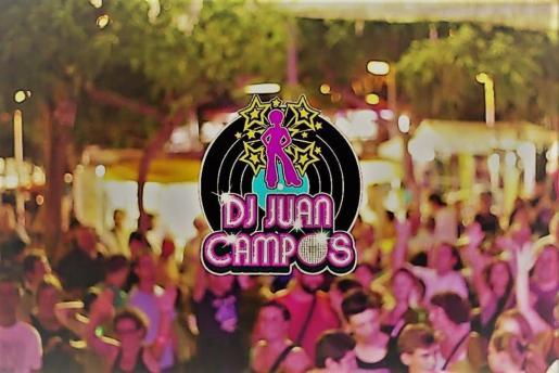 La música del DJ Juan Campos convertirá La Movida en un guateque.