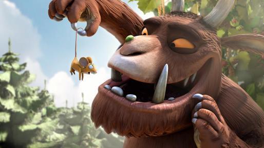 La película 'El grúfalo' se proyecta en CineCiutat.