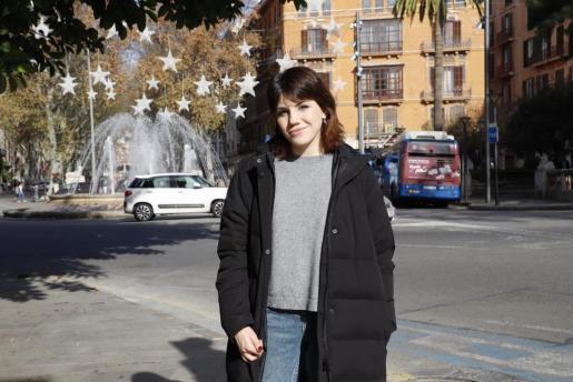 Angy Fernández, en una imagen de archivo.