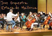 La Jove Orquestra Rotaria de Mallorca recala en el Auditori d'Alcúdia.