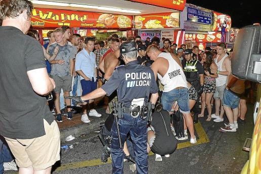 La regulación del 'todo incluido' buscaba acabar con el turismo de borrachera.