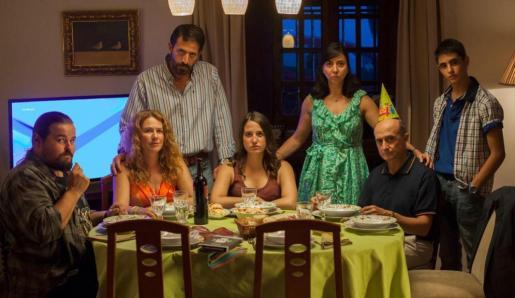 Algunos de los protagonistas de la nueva serie de Antena 3 «Matadero».