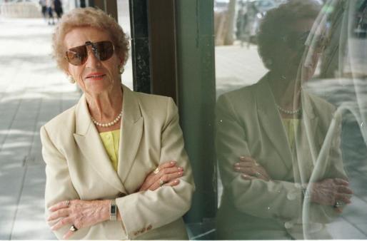 Catalina Gayá, en una imagen de archivo.