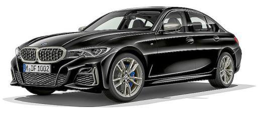 BMW M GmbH presenta la variante del modelo más dinámica.