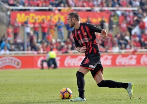 David Querol, futbolista del CF Reus.