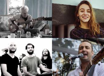 Sant Sebastià Palma 2019: Concierto de flamenco y rumba en la Plaça de la Reina