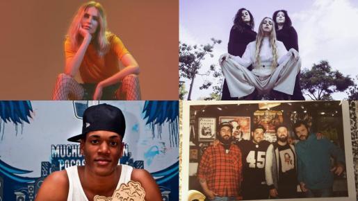 Trigga, Brisa Fenoy, Babi Blackbull y Phussyon Live Band actuarán en Jacint Verdaguer durante la Revetla de Sant Sebastià 2019.