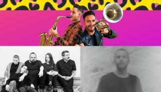 Sant Sebastià Palma 2019: Concierto de música electrónica en sa Feixina