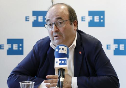 Miquel Iceta, en una imagen archivo.