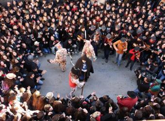 Sant Antoni en Manacor: Un estallido de fiesta y cultura