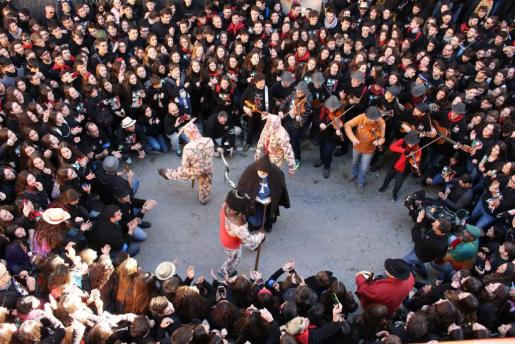 Las fiestas de Sant Antoni en Manacor son unas de las más populares en Mallorca.