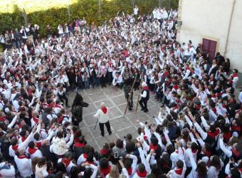 Sant Antoni en Artà: los dimonis invanden el pueblo del Llevant