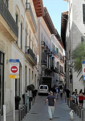El precio de la vivienda en Palma subió un 27 % en 2018.
