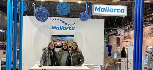 El Consell de Mallorca presentó ayer en Viena el estand promocional que utilizará en las ferias turísticas internacionales.
