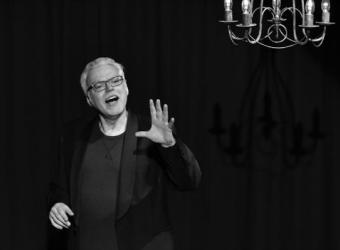 Ocio en Mallorca: Josep Pere Peyrós protagoniza 'Set maneres de ser Hamlet'