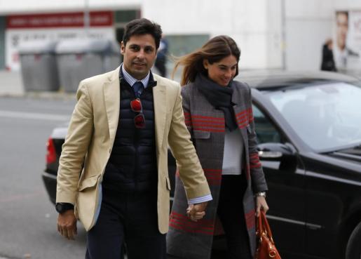 Fran Rivera y Lourdes Montes, su esposa, han tenido su segundo hijo.