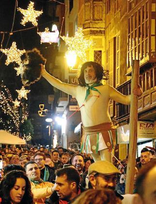 La calle Oms se volverá a llenar de gente el próximo 19 de enero.