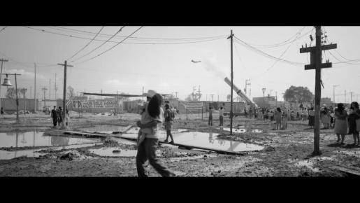 Imagen de la película 'Roma'.